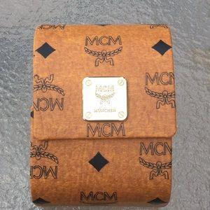 MCM case NWT Authentic